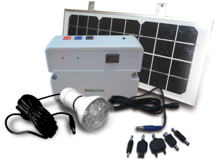Indoor Solar Lights Low Cost Housing Solar Lights