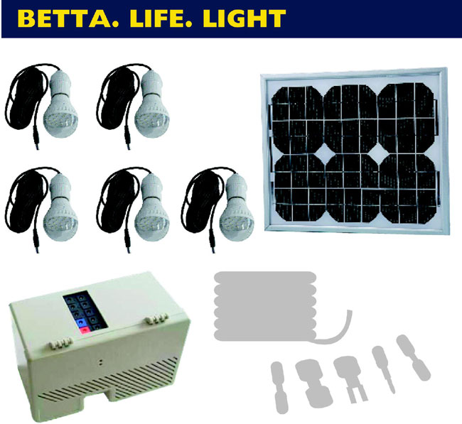 Exceptionnel Betta Life Solar Light