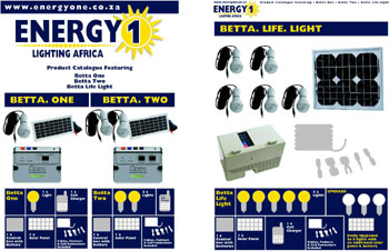 Low Cost Housing Solar Lights Game Lodge Solar Lights
